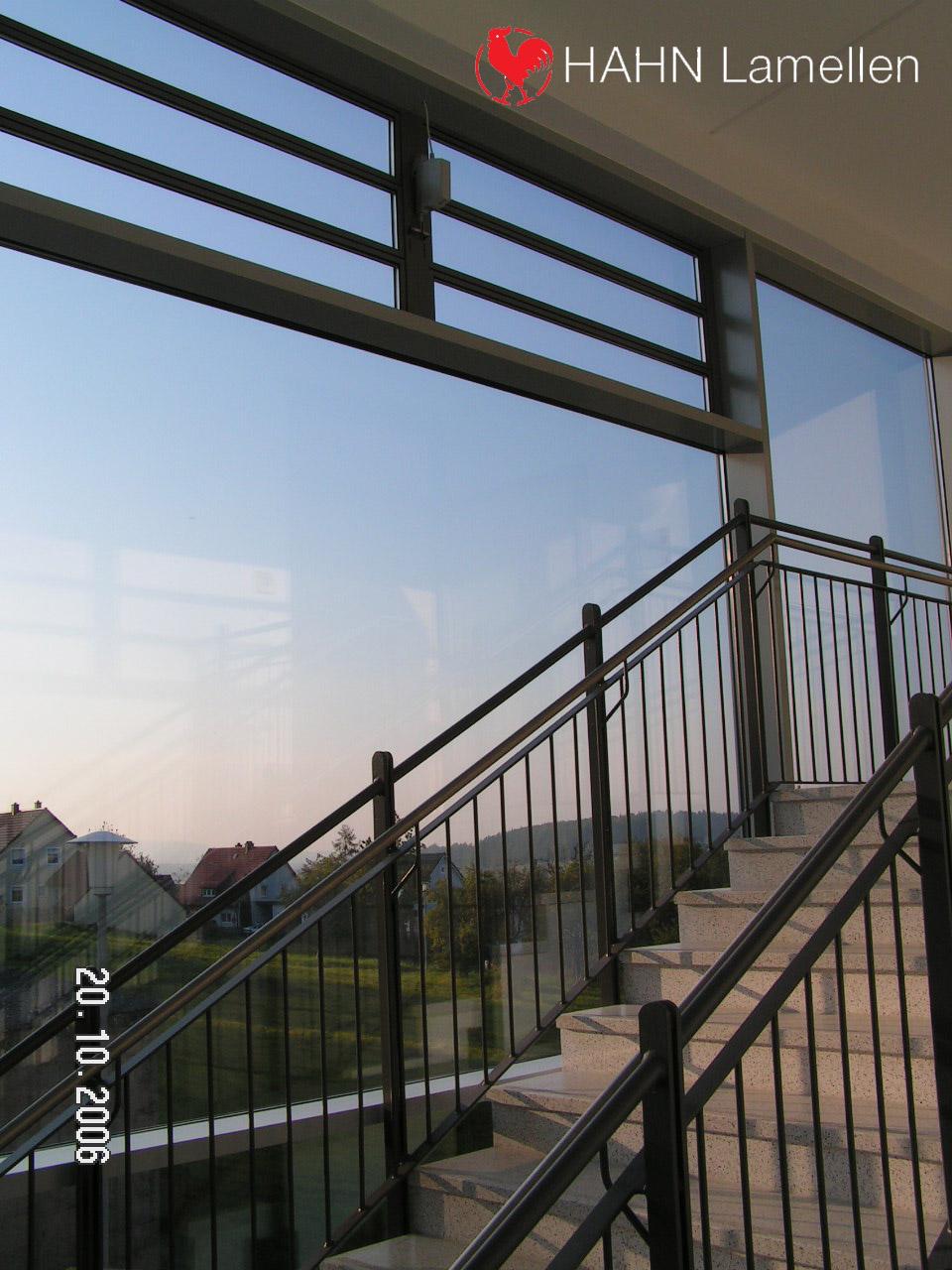 Smoke Control Ventilation Louvres W J Hogg Amp Company